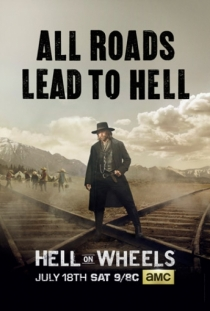 Hell on Wheels Season 5 / Ад на колела Сезон 5 (2015)