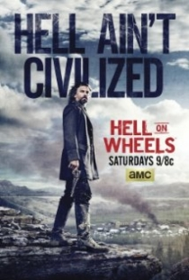 Hell on Wheels Season 2 / Ад на колела Сезон 2 (2012)