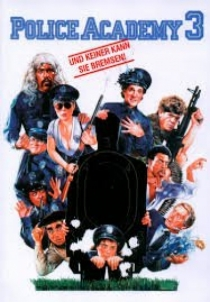 Police Academy 3 : Back in Training / Полицейска Академия 3 (1986)