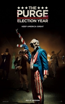 The Purge: Election Year / Чистката 3 (2016)