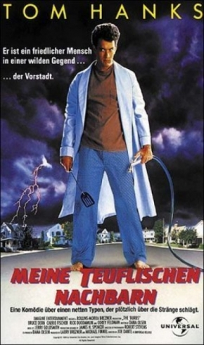 The 'burbs / Краен квартал (1989)
