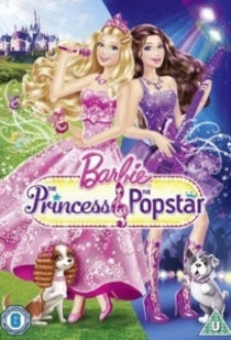 Barbie - The Princess and the Popstar / Барби - принцесата и поп звездата (2012)