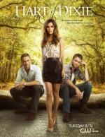 Hart of Dixie Season 2 / Д-р Зоуи Харт Сезон 2 (2012)