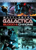 Battlestar Galactica Blood And Chrome / Бойна звезда Галактика: Кръв и хром (2012)