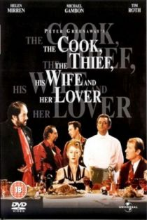 The Cook The Thief His Wife And Her Lover / Готвачът, крадецът, неговата жена и нейният любовник (1989)