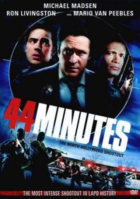 44 Minutes The North Hollywood Shootout