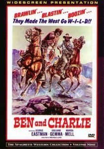 Ben and Charlie / Бен и Чарли (1973)