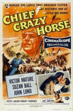 Chief Crazy Horse / Вождът Лудия кон (1955)