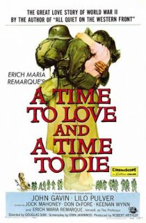 A time to love and a time to die / Време да се живее и време да се умре (1958)