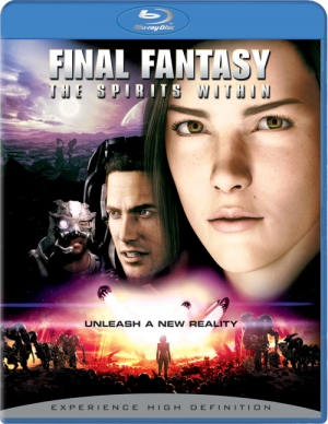 Final Fantasy: The Spirits Within / Реална фантазия (2001)