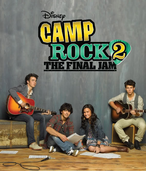 Camp Rock 2: The Final Jam / Рок лагер 2: Последният концерт (2010)
