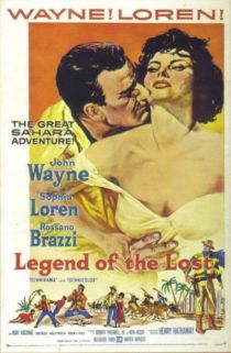 Legend of the Lost  / Легенда за изгубените (1957)