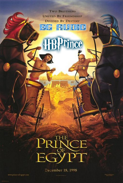 The Prince of Egypt / Принцът на Египет (1998)