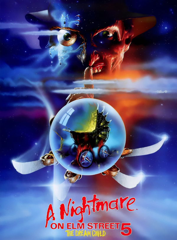 Nightmare on Elm Street V: The Dream Child / Кошмар на Улица Елм V: Дете на Сънищата (1989)