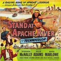 The Stand at Apache River / Реката на апачите (1953)