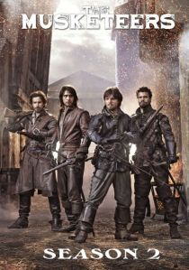 The Musketeers Season 2 / Мускетарите Сезон 2 (2015)