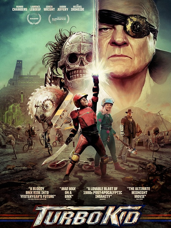 Turbo Kid / Турбо Кид (2015)
