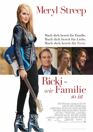Ricki and the Flash / Рики и Флаш (2015)