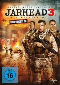 Jarhead 3: The Siege / Снайперисти 3: Обсадата (2016)
