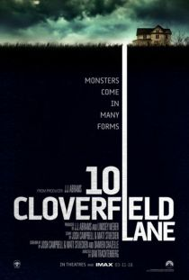 10 Cloverfield Lane / Ул. Чудовищно 10 (2016)
