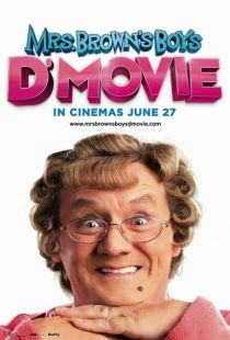 Mrs. Browns Boys D.Movie / Момчетата на мисис Браун (2014)