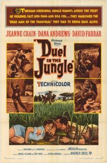 Duel in the Jungle / Дуел в джунглата (1954)