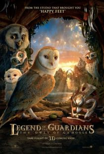 Legend of the Guardians: The Owls of Ga'Hoole / Легенда за пазителите (2010)