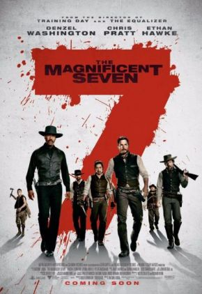 Великолепната седморка / The Magnificent Seven (2016) Бг суб