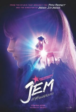 "Jem and the Holograms / Джем и ""Холограмите"" (2015)"
