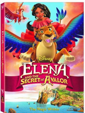 Elena and the Secret of Avalor / Елена и тайната на Авалор (2016)