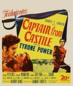 Captain from Castile / Капитанът от Кастилия (1947)