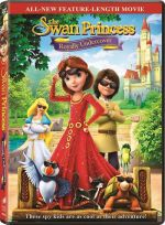 The Swan Princess: Royally Undercover / Принцеса лебед: Под прикритие (2017)
