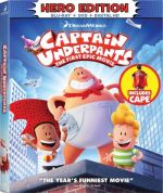 Captain Underpants: The First Epic Movie / Капитан Долни гащи (2017)