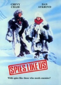 Spies Like Us / Ние, шпионите (1985)