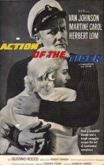 Action of the Tiger / Движението на Тигъра (1957)