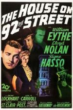 The House on 92nd Street / Къщата на 92-ра улица (1945)