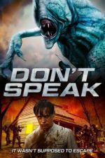 Don't Speak / Не думай (2020)